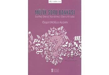 Müzik Soru Bankası Kitap - Özgül Eroğlu Algan