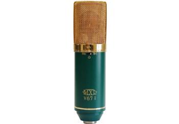 MXL V67i - Dual Diaphragm Condenser Mikrofon