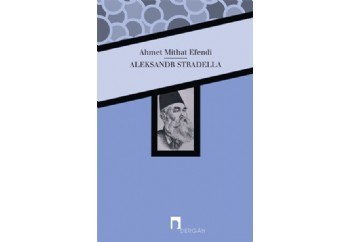 Aleksandr Stradella Kitap - Ahmet Mithat Efendi
