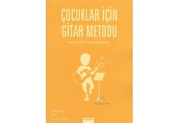 Çocuklar İçin Gitar Metodu Kitap