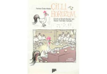 Çilli Horozum Kitap - Perihan Önder-Ridder
