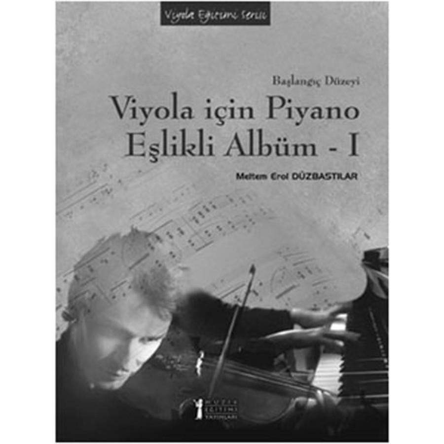 Viyola İçin Piyano Eşlikli Albüm 1