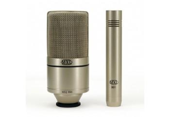 MXL 990/991 - Condenser Recording Kit