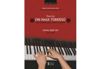 Piyano İçin On Halk Türküsü Kitap