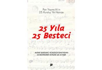 25 Yıla 25 Besteci Kitap