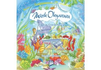 Müzik Okyanusu Kitap - Diğdem Gezek Aksoy