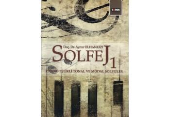 Solfej 1 Kitap