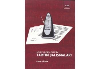 Solfej Dersleri İçin Tartım Çalışmaları Kitap - Bahar Güdek