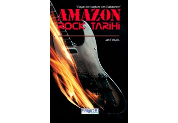 Amazon Rock Tarihi Kitap