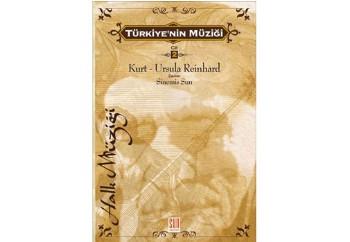 Türkiye'nin Müziği 2. Cilt (Türk Halk Müziği) Kitap - Kurt - Ursala Reinhard