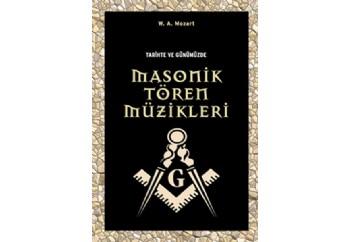 Masonik Tören Müzikleri Kitap - Wolfgang Amadeus Mozart