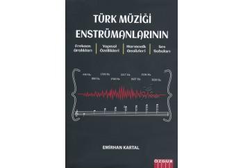 Türk Müziği Enstrümanlarının Frekans Aralıkları Kitap - Emirhan Kartal