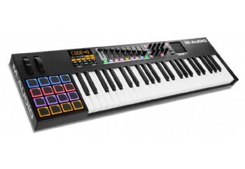 M-Audio Code 49 Black - X/Y TouchPad, MIDI Klavye - 49 Tuş