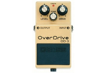Boss OD-3 OverDrive - Overdrive Pedalı