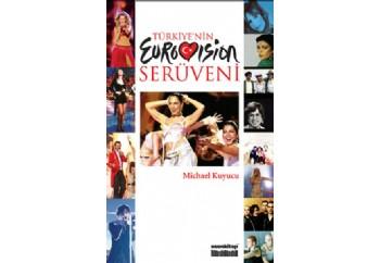 Türkiyenin Eurovision Serüveni Kitap - Michael Kuyucu