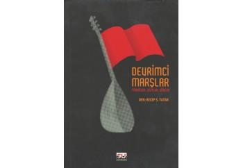 Devrimci Marşlar Kitap - Recep S. Tatar