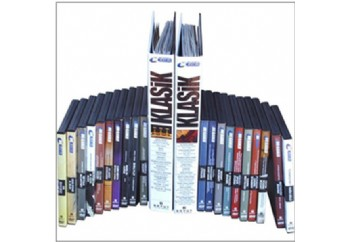 DVD Klasikler - Klasik 1 Fasikül Seti  10 DVD Hediye Kitap - Kolektif