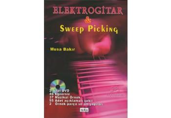 Elektrogitar - Sweep Picking Kitap
