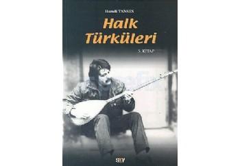Halk Türküleri 5 Kitap - Hamdi Tanses