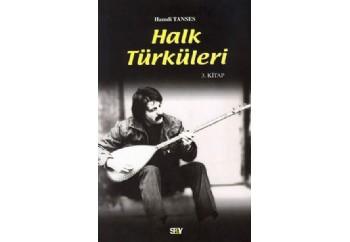 Halk Türküleri 3 Kitap - Hamdi Tanses