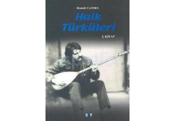 Halk Türküleri 2 Kitap - Hamdi Tanses