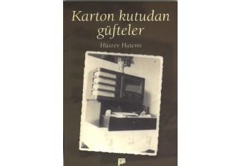 Karton Kutudan Güfteler Kitap - Hüsrev Hatemi