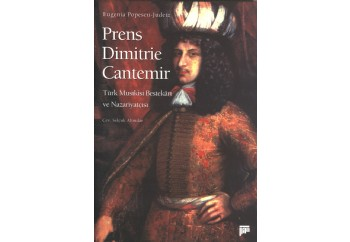 Prens Dinitrie Cantemir Kitap