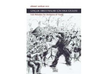 Gençlik Orkestraları İçin Halk Gezileri Kitap