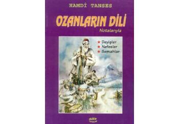 Ozanların Dili Kitap - Hamdi Tanses