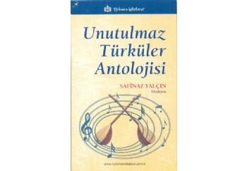 Unutulmaz Türküler Antolojisi Kitap - Safinaz Yalçın