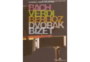 Klasik Müzik Kitaplığı 3 Kitap - Antonin Dvorak, Georges Bizet, John Sebastian Bach, Giuseppe Verdi, Hector Berlioz