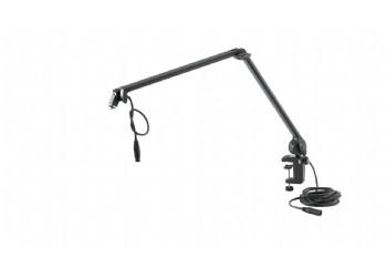 König & Meyer 23860 Microphone desk arm 23860-311-55 - Kollu Akrobat Masaüstü Mikrofon Standı