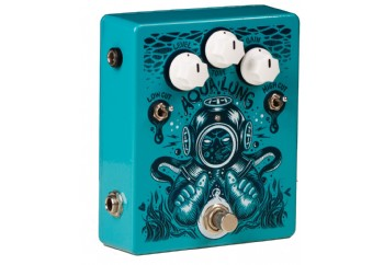 Rockfabrik Effects Aqua Lung - Overdrive Pedalı