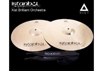 İstanbul Agop XIST Brilliant Orchestral 16 inch - Bando ve Orkestra Zili