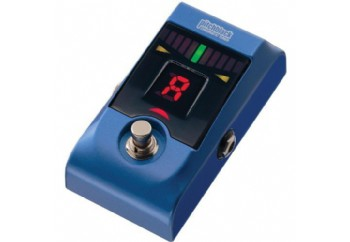 Korg Pitchblack PB-1 Guitar Pedal Tuner BM - Blue Metallic - Akort Aleti