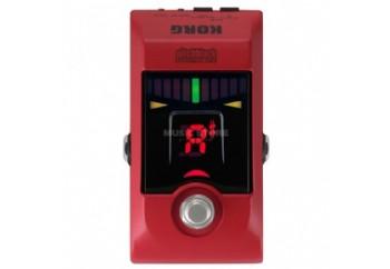 Korg Pitchblack PB-1 Guitar Pedal Tuner RM - Red Metallic - Akort Aleti
