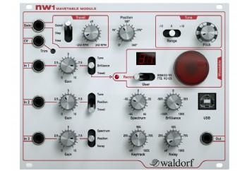 Waldorf nw1 Eurorack Wavetable Module - Eurorack Wavetable Module