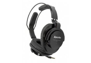 Superlux HD661 Professional Monitoring Headphones Siyah