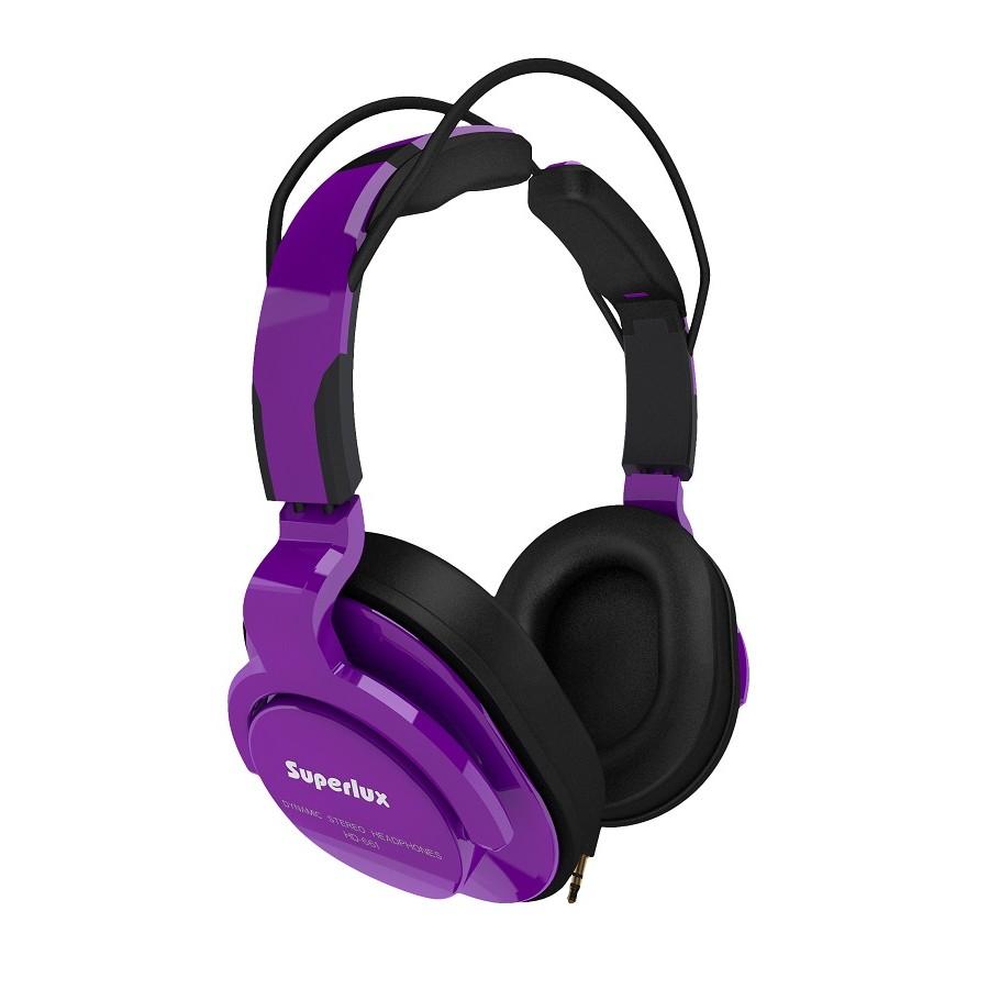 Superlux HD661 Professional Monitoring Headphones