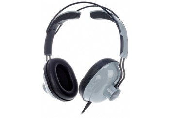 Superlux HD651 Circumaural Closed-Back Headphones Gri