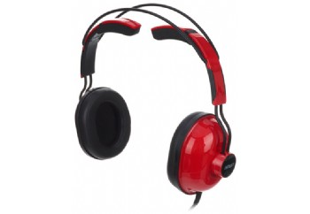 Superlux HD651 Circumaural Closed-Back Headphones Kırmızı - Kulaklık