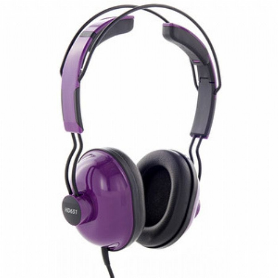 Superlux HD651 Circumaural Closed-Back Headphones