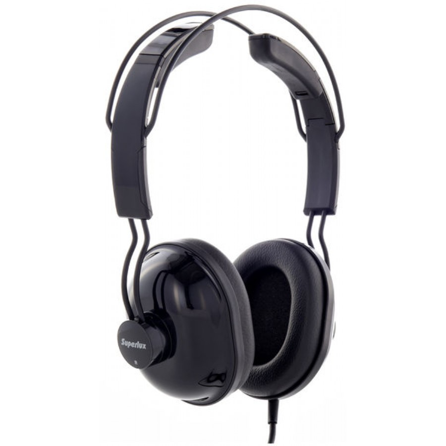 Superlux HD651 Circumaural Closed-Back Headphones