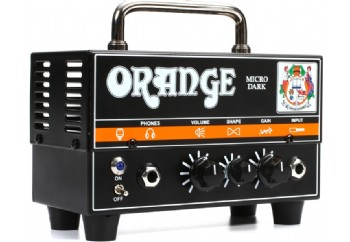 Orange Micro Dark 20-watt Hybrid Head - Kafa Amfisi