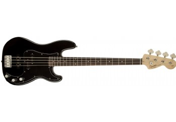 Squier Affinity Series Precision Bass Black - Indian Laurel - Bas Gitar