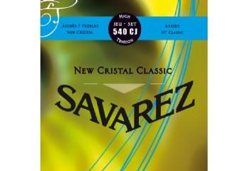 Savarez New Cristal Classic Tension Forte 540CJ Takım Tel - Klasik Gitar Teli