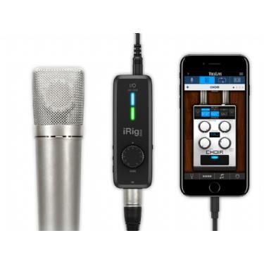 IK Multimedia iRig Pro IO