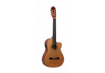 Ashton CGFLCEQ - Elektro Flamenko Gitar