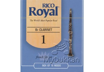 Rico Royal RCB10 Bb Clarinet 1