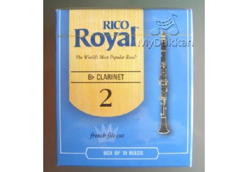 Rico Royal RCB10 Bb Clarinet 2